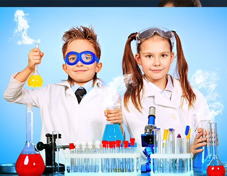 Science Classes for 6th  to 8th Grade